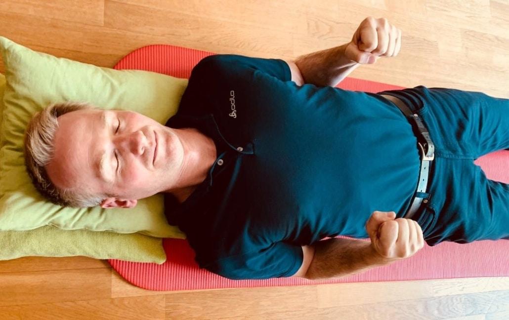 Progressive-Muskelentspannung-Kurs