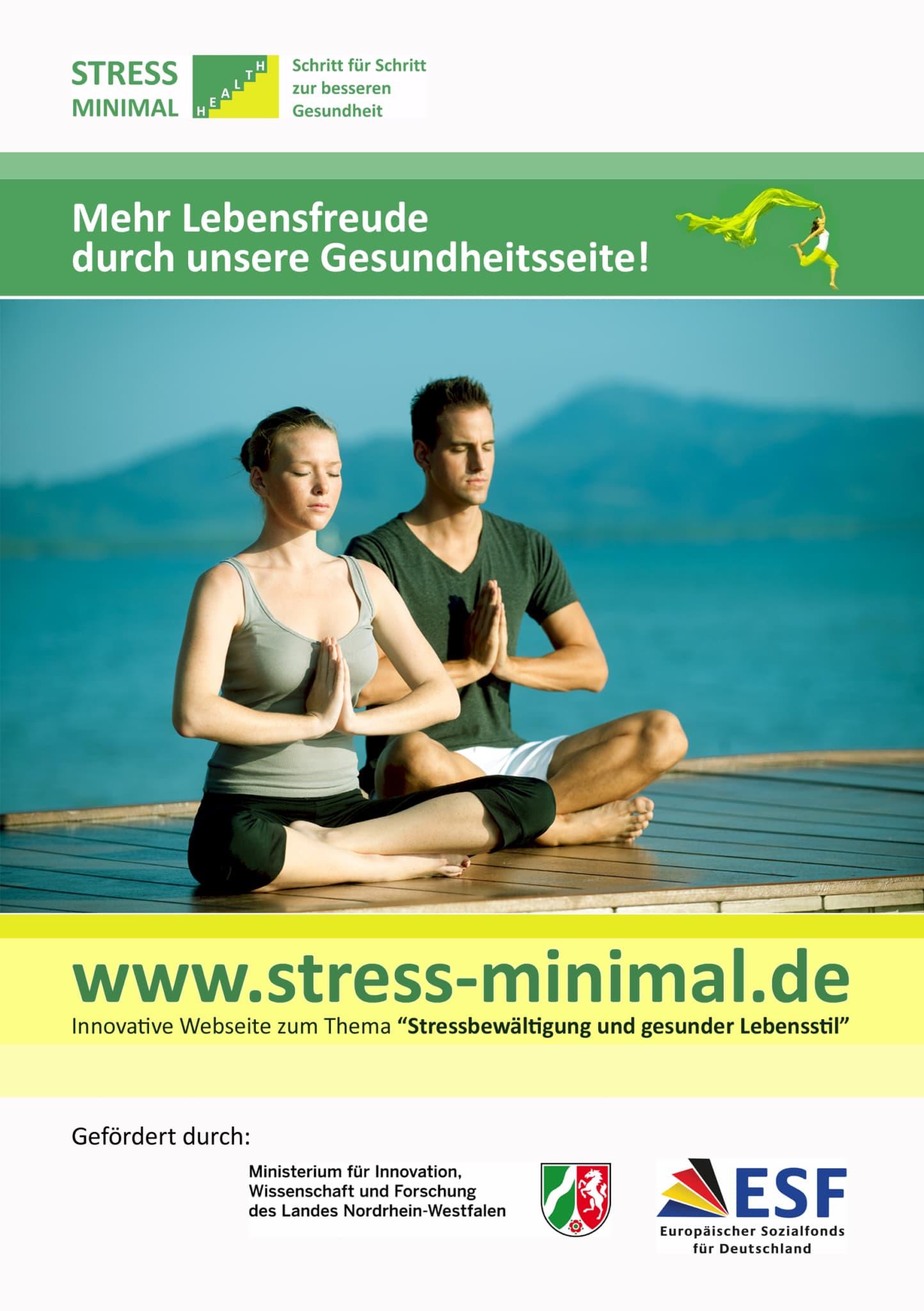 Stress Minimal